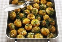 Recettes salées : légumes