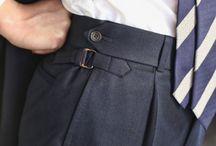 Detalles ropa caballero