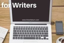 Writing Tools / Tools of the Trade for Writers