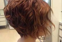 Lyhyet hiukset