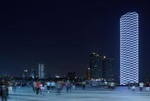Hotel light up