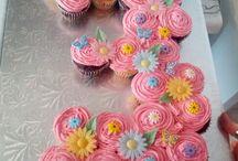 Pull-Apart Cupcakes Cakes