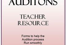Choir teaching / by Anna Westaby