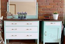 Fusion Mineral Paint - My Own DIY Makeovers / by I Restore Stuff /Sharon