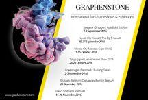 Graphenstone News / Events, international expositions, company news.