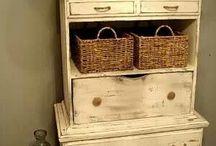 Dressers / Restore Old Dressers