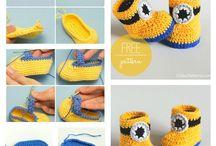 kojenecke papučky