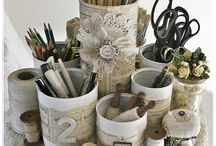 Diy Crafts - recycled