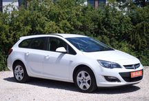OPEL ASTRA J SPORTS TOURER 1.7 CDTI EDITION