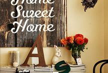 Home Ideas / by Sunny Gardner