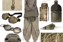 Terebi clothing inspiration