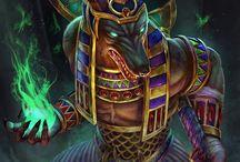 Egypt myths