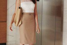 Rachel Zane outfits