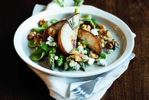 EATS::SALADS / by Chervelle Camille