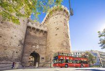 Autobuses Valencia Bus Turistic / Nueva flota de autobuses turísticos