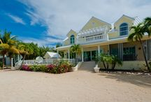 Treasure Cove - Cayman Villas / A beautifully decorated, private, 6-bedroom vacation rental property next to the calm waters of Cayman Kai on Grand Cayman.