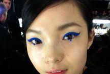 conceptual eyeliner