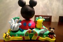 Casa de Mickey Mouse.