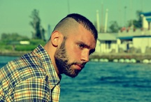 Men's Hairstyles / by Ike M