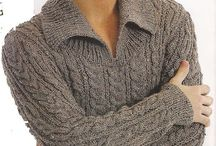 Suéteres masculinos