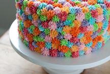 Cake stuff / by Luanne Smith