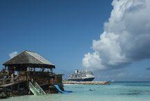 CruisePortInsider's Half Moon Cay / Great scenes of Half Moon Cay.