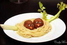 Fun food for kids / by Neha Manekia