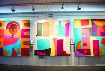 Textile Art / Fabric, Art