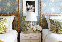 Bedrooms with Twin Beds / by Janet Mcardle