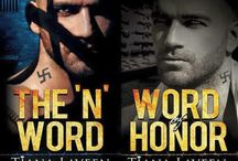 """The 'N' Word"" and ""Word of Honor"" - double book release coming soon!"