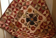 Quilts - Medallion Quilts