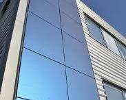 PV facade integrated