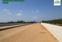 Toll Road Progress Report (Cikampek-Palimanan) - April 2015