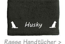 Handtücher Hunderassen