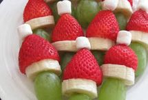 Fit Christmas snacks / Healthy Christmas options