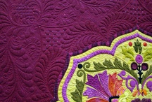 quilts: free motion fun / by laura west kong