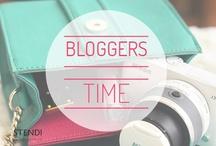 Bloggers Time / Street fashion, bloggers, inspo #Stendi