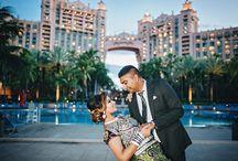 Anniversary photo shoot at Atlantis