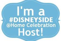 Disney Side Home Celebrations / Having a Disney Party and looking for inspiration!
