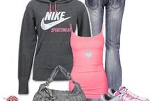 Sporty wear<3