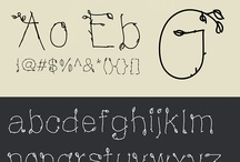 Lettere e disegni