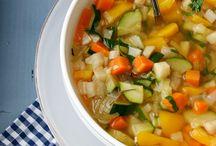 Kochen Suppen