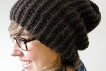 Knitting and crochet - HATS