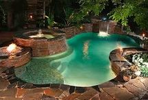 plunge pool ideas / inspiring plunge pool ideas