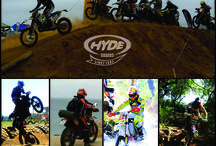 Hyde Guards / Hyde protection for offroad, enduro, mx and trials motorcycles