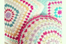 crochet tricot : déco