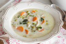 Schöne Suppen