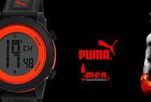 Puma watches / Και Life και Style! Το όνομα με τις μεγαλύτερες αθλητικές επιτυχίες.
