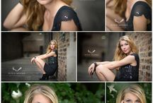 Senior Photo Ideas / Ideas for poses and such for my senior photos! / by Priscilla Walsh