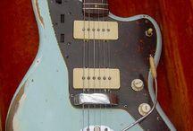 My Guitar / Jazzmaster / Jaguar